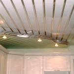 Фото 20: потолок из пластиковых панелей (2)