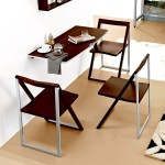 Фото 10: складные стулья со спинкой на кухню