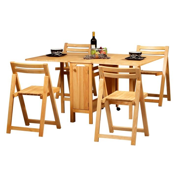 складные стулья со спинкой на кухню (3)