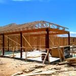 Фото 25: строительство загородного коттеджа