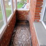 Фото 23: утепление пола на балконе (2)