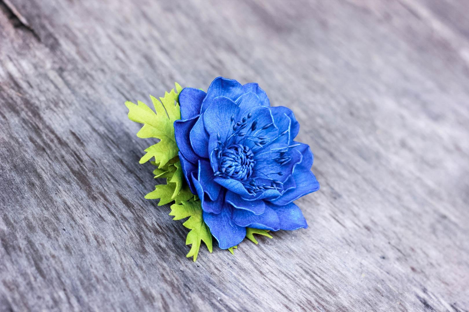 Цветы из фоамирана своими руками фото фото 154