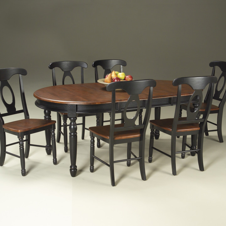 Transitional dining room furniture