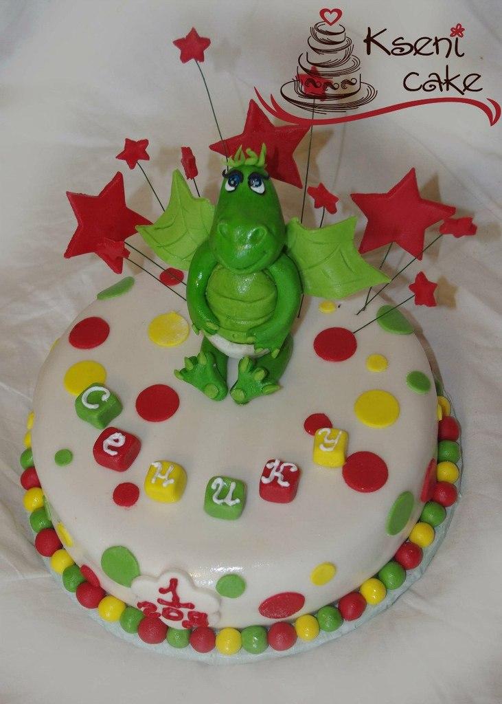 Торт для девочек и на день рождения своими руками 61