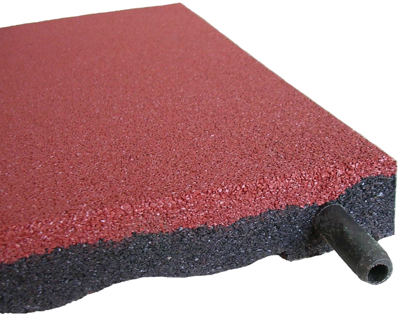 Как сделать резиновую плитку