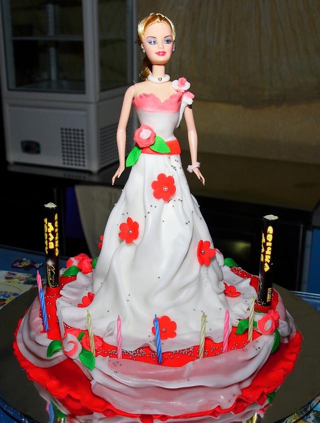 Торт для девочки на день рождения своими руками рецепт 284