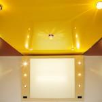 Фото 13: Материал потолков навесных