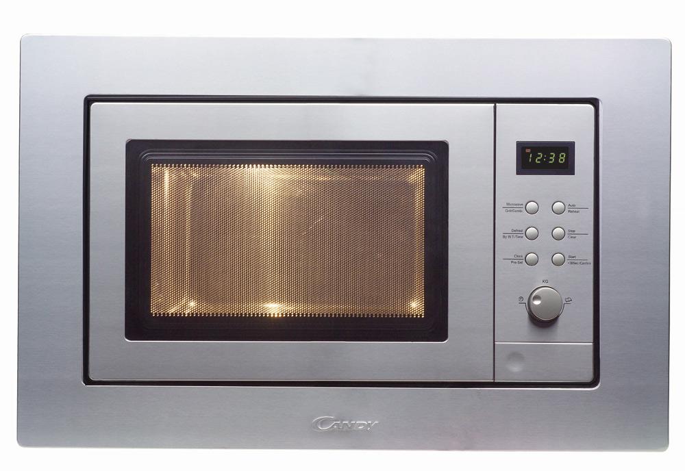 Микроволновая печь со светом