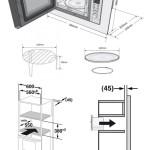 Фото 24: Микроволновая печь схема установки