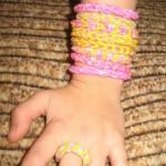 Фото 26: Резинки и браслеты