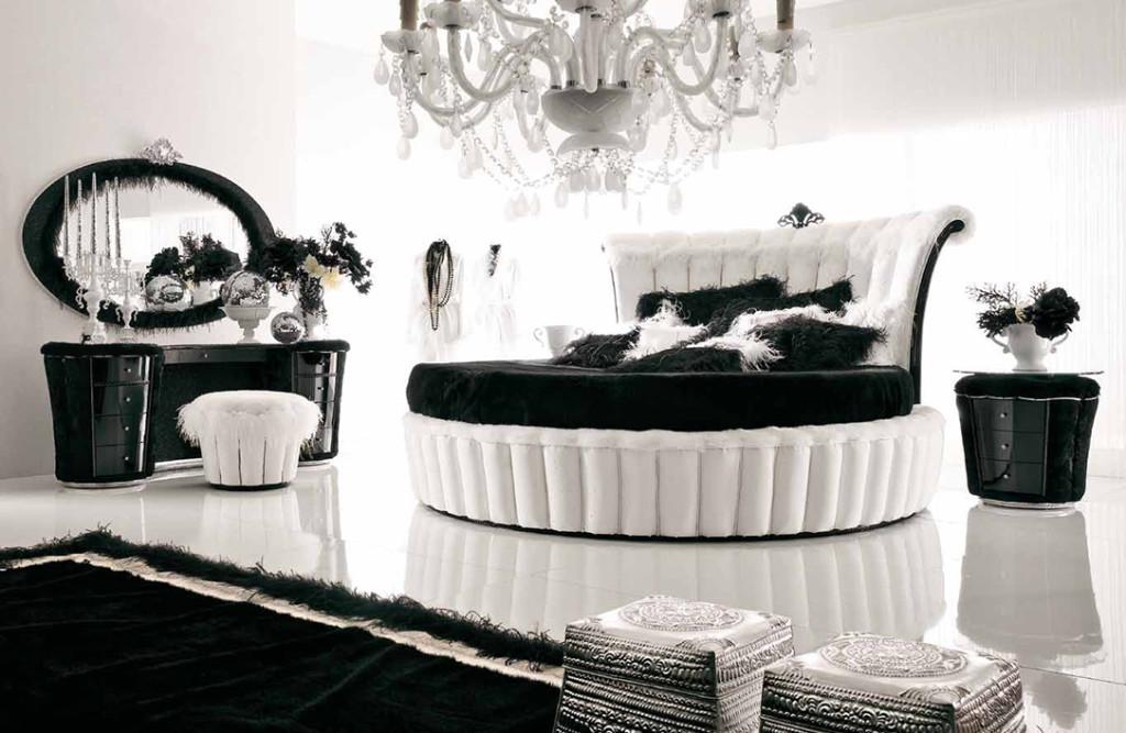Шикарная кровать