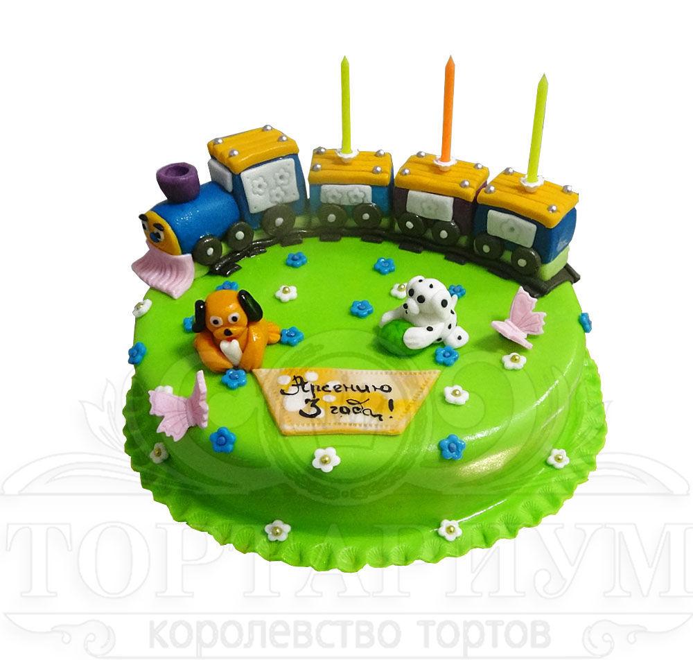 Медовый торт Пчелкин дом