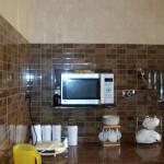 Фото 30: Микроволновая печь на стене