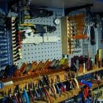 Фото 6: Полки в гараже