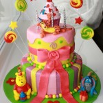 Фото 7: Бант торт