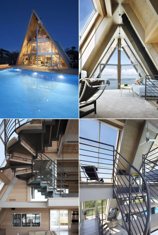 A-Frame Re-Think Residence от BCA