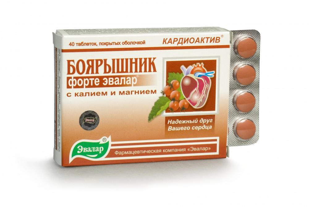 Лекарства с применением боярышника