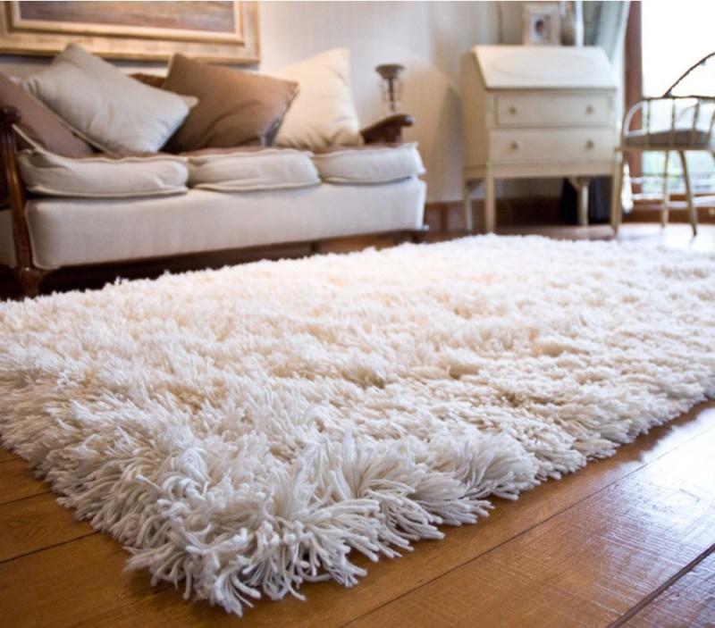Как вернуть ковру цвет и мягкость в домашних условиях