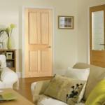 Фото 12: Межкомнатная дверь из сосны