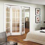 Фото 65: Раздвижные двери–гармошка