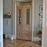 Фото 28: Двери в винтажном стиле