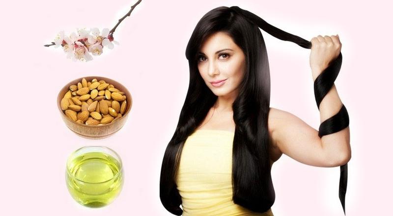 Польза миндаля для здоровья волос и кожи