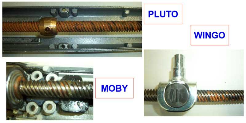 Слабые механизмы крепления кареток к тягам и кронштейнам на воротах, разрушающиеся при больших нагрузках на ворота