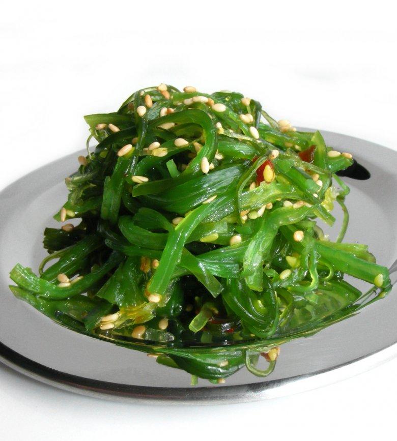 Фото 10: Морская капуста в кулинарии
