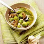 Фото 43: Суп с брюссельской капустой