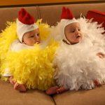 Фото 55: Костюмчики цыплят для малышей