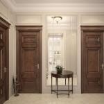 Фото 3: Деревянные двери из дуба