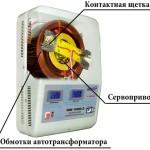 Фото 4: Электромеханический стабилизатор напряжения