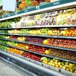 Холодильное оборудование для фруктов и зелени