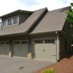 Фото 17: Дизайн гаража на три машины
