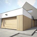 Фото 20: Пристрой гаража в стиле дома