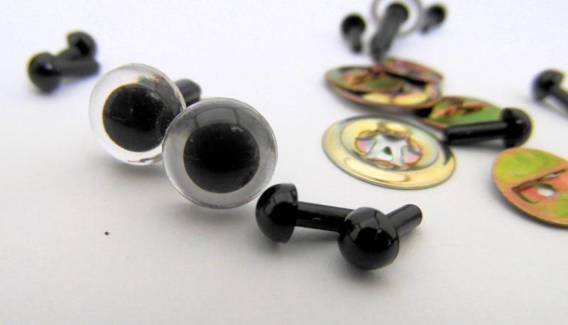 Глазки для вязаных игрушек