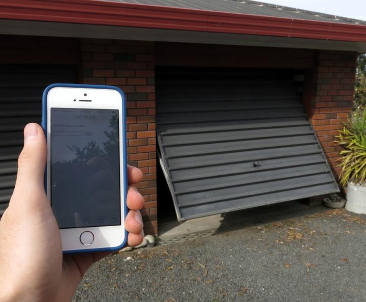 gsm сигнализация для дачи гаража