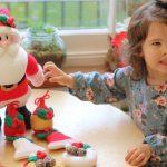 Новогодние вязаные игрушки