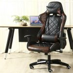 Фото 38: Кожаное компьютерное кресло