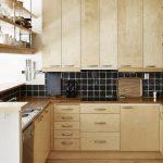 Фото 45: Маленькая современная кухня