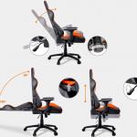 Фото 29: Откидной механизм компьютерного кресла