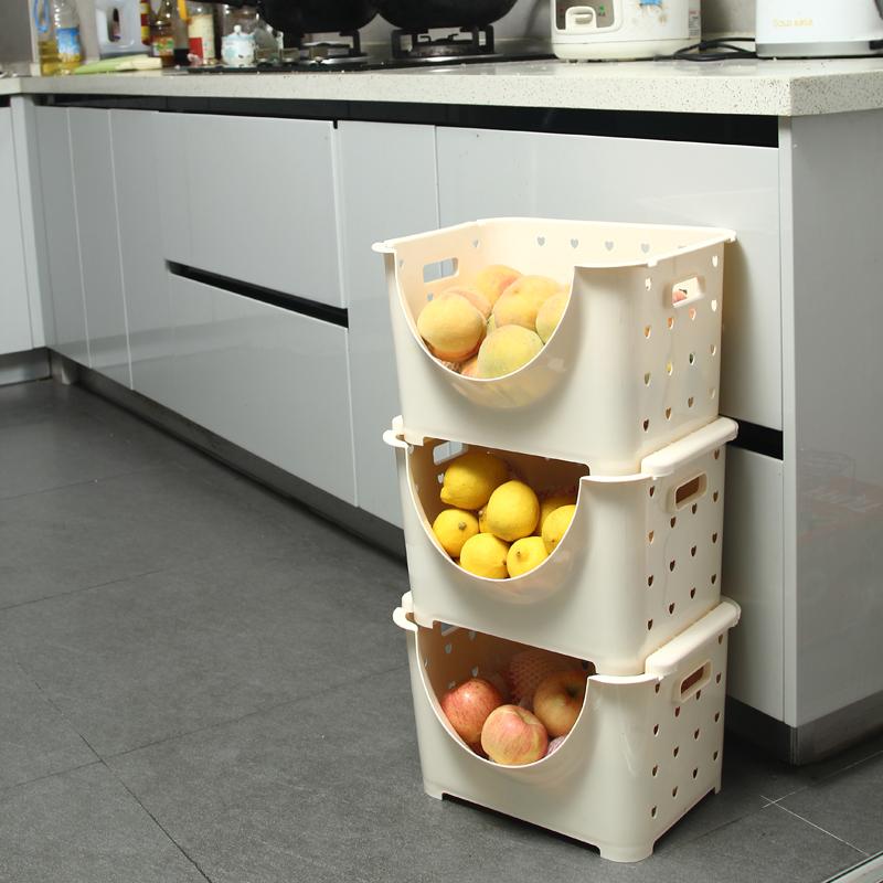 Фото 22: Пластиковые контейнеры для хранения овощей