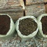 Фото 115: Подготовка почвы и удобрений