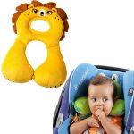 Фото 33: Полушка - подголовник под детское авто кресло