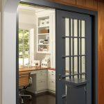 Фото 69: Раздвижная дверь в кабинет