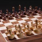 Фото 48: Шахматы из самшита