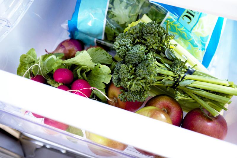 Совместимость хранения овощей