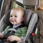 Фото 35: Расположение детского авто кресла сзади переднего сидения водителя