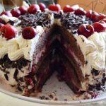 Фото 61: Торт с вишней