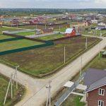 Фото 49: Коттеджный поселок Три Жеребенка вид сверху